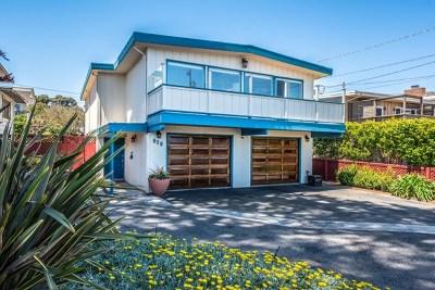 Monterey Single Family Home For Sale: 639 Pine Street
