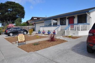 Monterey Single Family Home For Sale: 206 Lerwick Drive