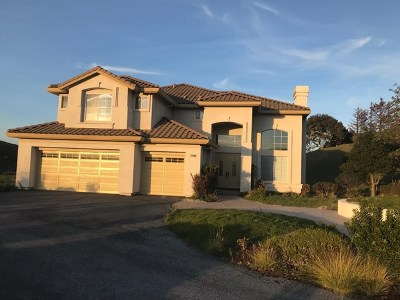 Salinas Single Family Home For Sale: 27860 Crowne Point Drive