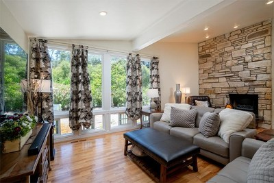Monterey Single Family Home For Sale: 1237 Josselyn Canyon Road