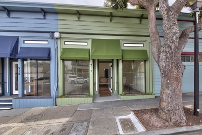Pacific Grove Single Family Home For Sale: 217 Grand Avenue