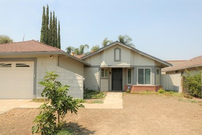 Tracy Single Family Home For Sale: 191 Brannon Drive