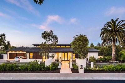 Hillsborough Single Family Home For Sale: 930 Hillsborough Boulevard
