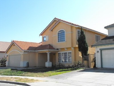 Salinas CA Single Family Home For Sale: $629,000