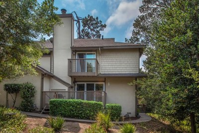 Monterey Condo/Townhouse For Sale: 1360 Josselyn Canyon Road #48