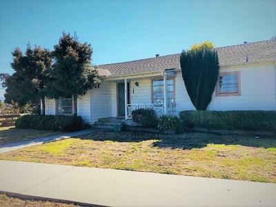 Salinas Single Family Home For Sale: 1 Catalina Avenue