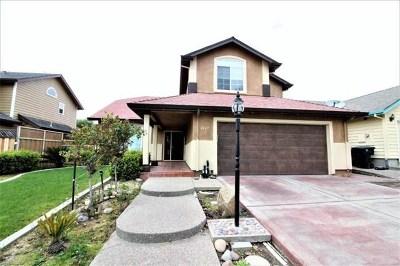 Salinas Single Family Home Active Under Contract: 1667 Boston Street