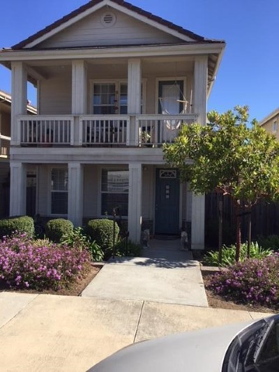 Salinas Single Family Home For Sale: 1346 New Hampshire Court #16