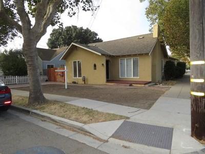 King City Single Family Home For Sale: 625 Bassett Street