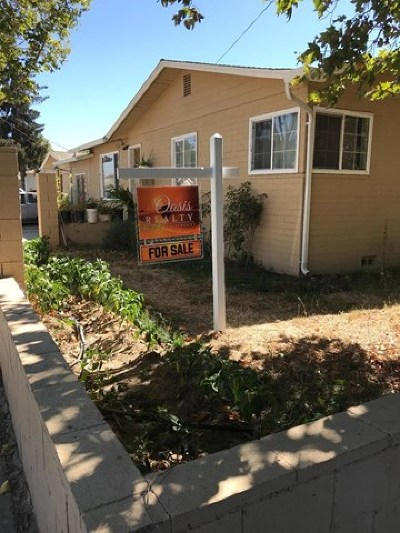 King City Single Family Home For Sale: 306 7th Street