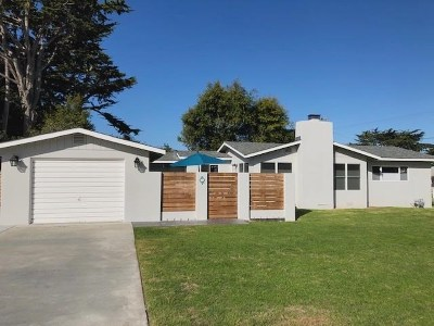Pacific Grove Single Family Home For Sale: 56 17 Mile Drive