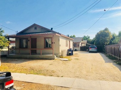 King City Multi Family Home For Sale: 217 7th Street