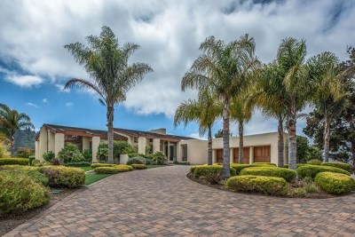 Monterey Single Family Home For Sale: 23745 Determine Lane