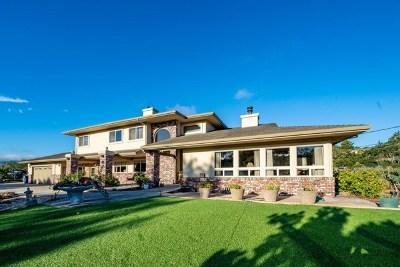 Salinas Single Family Home Active Under Contract: 2 Mesa Del Sol