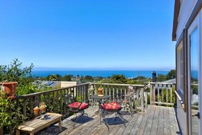 Monterey Single Family Home For Sale: 1540 Prescott Avenue