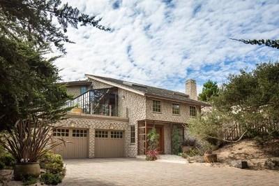 Pacific Grove Single Family Home For Sale: 450 Asilomar Boulevard