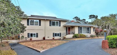 Monterey Single Family Home For Sale: 77 Via Chualar
