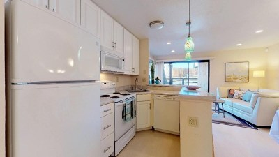 Monterey Condo/Townhouse For Sale: 125 Surf Way #342