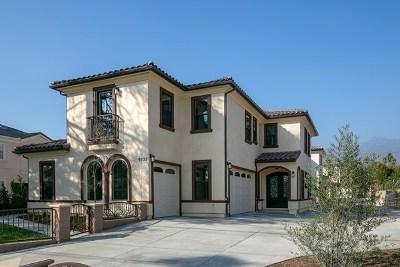 San Gabriel Condo/Townhouse For Sale: 9139 Fairview Avenue