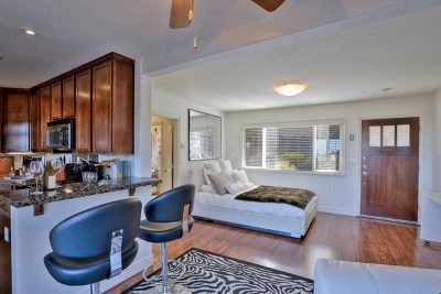 Monterey Condo/Townhouse For Sale: 144 Mar Vista Drive