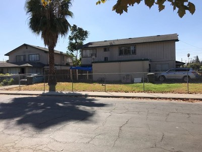 Modesto Multi Family Home For Sale: 501 Leon Avenue