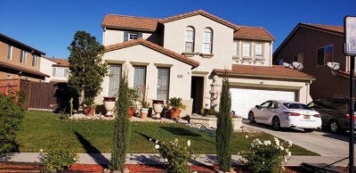 Salinas Single Family Home For Sale: 1340 Rossano Court