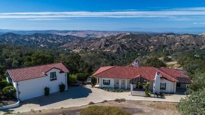 Salinas Single Family Home For Sale: 364 San Benancio Road