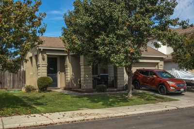 Merced Single Family Home For Sale: 1283 Orion Court