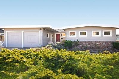 Monterey Single Family Home For Sale: 916 Portola Drive