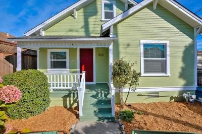 Monterey Single Family Home For Sale: 926 Margaret Street