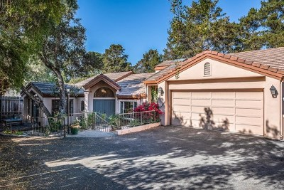 Monterey Single Family Home For Sale: 6 Antler Place
