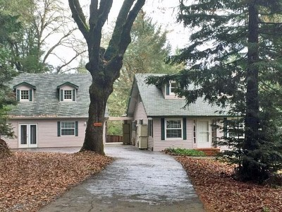 Willits Single Family Home For Sale: 24451 Sherwood Road