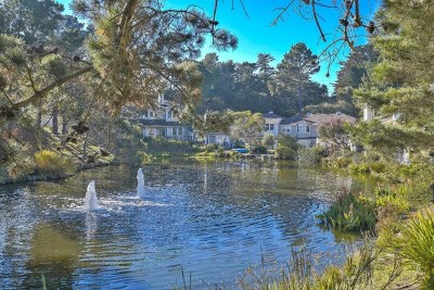 Pacific Grove Condo/Townhouse For Sale: 98 Glen Lake Drive