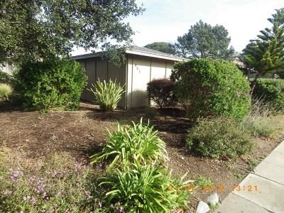Monterey Condo/Townhouse For Sale: 451 Dela Vina Avenue #107