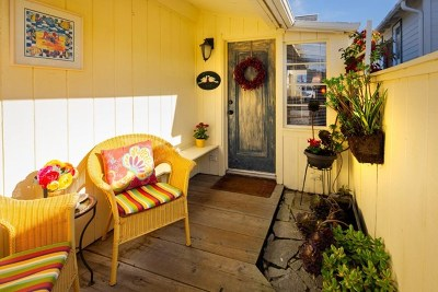 Pacific Grove Single Family Home For Sale: 237 Congress Avenue