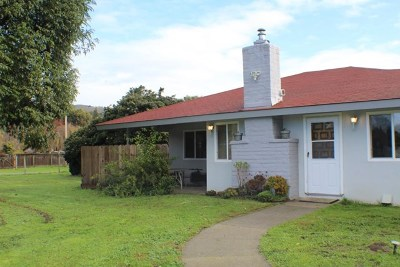 Monterey County, San Luis Obispo County Single Family Home For Sale: 27345 Schulte Road