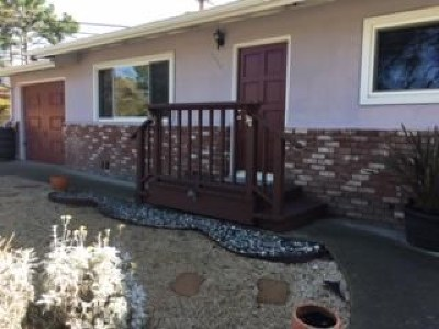 Pacific Grove Single Family Home For Sale: 1003 David Avenue