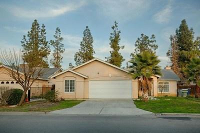 Fresno Single Family Home For Sale: 2329 Karen Avenue