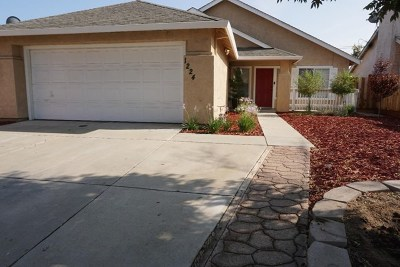 Modesto Single Family Home For Sale: 1224 Cribari Drive