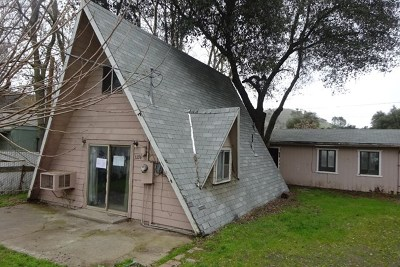 Clearlake Single Family Home For Sale: 3276 15th Street