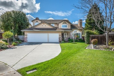 Salinas Single Family Home For Sale: 20392 Franciscan Way