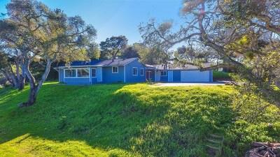 Salinas Single Family Home For Sale: 50 Vista Drive