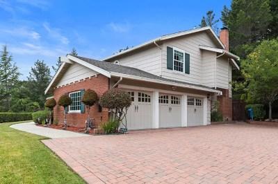 Hillsborough Single Family Home For Sale: 130 Rizal Drive