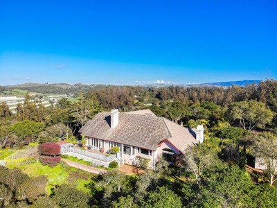 Monterey County, San Luis Obispo County Single Family Home For Sale: 5209 Royal Oak Place
