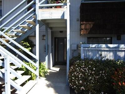 Salinas Condo/Townhouse Active Under Contract: 166 Kern Street #18