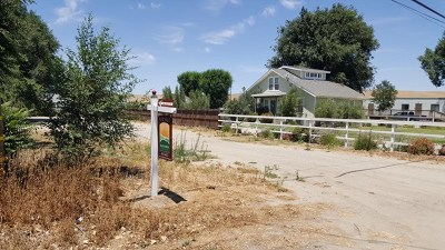 Monterey County, San Luis Obispo County Residential Lots & Land For Sale: Jolon Street