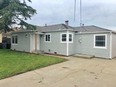 Salinas Single Family Home For Sale: 13 Kenneth Avenue