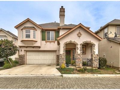 Salinas Single Family Home For Sale: 1827 Bradbury Street