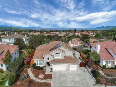 San Jose CA Single Family Home For Sale: $1,749,000