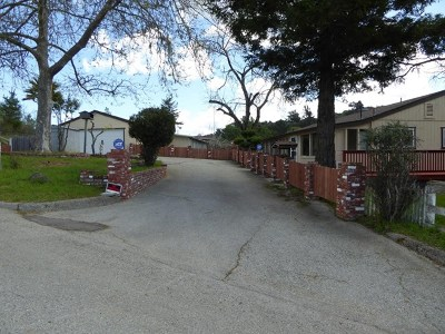 Monterey County, San Luis Obispo County Single Family Home For Sale: 18695 Pesante Road